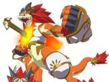 Dragon of the Sun, Bal Dragon (character)