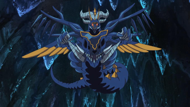 Rage Thirst Emperor, Grand Wilderness (character)