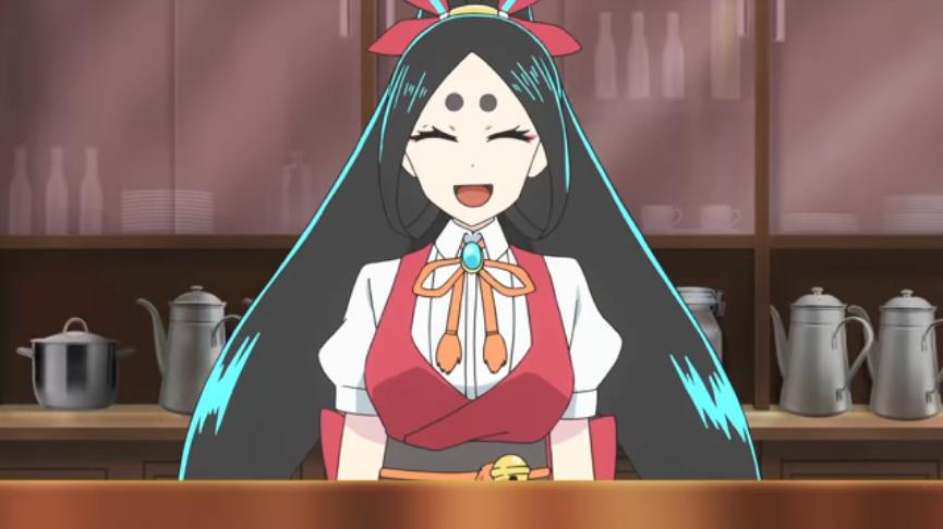 Electrodeity of Light, Amaterasu (character)