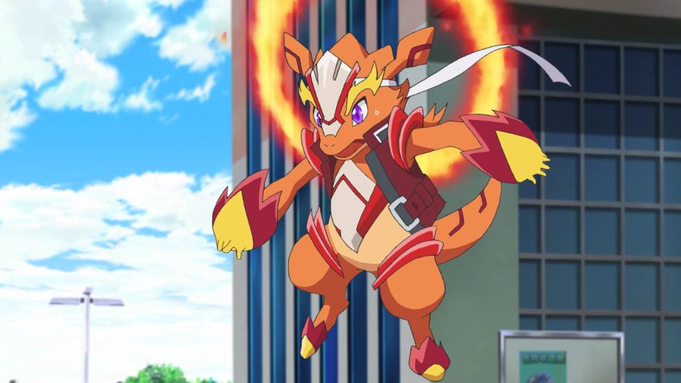 Dragon Kid, Ricky (character)