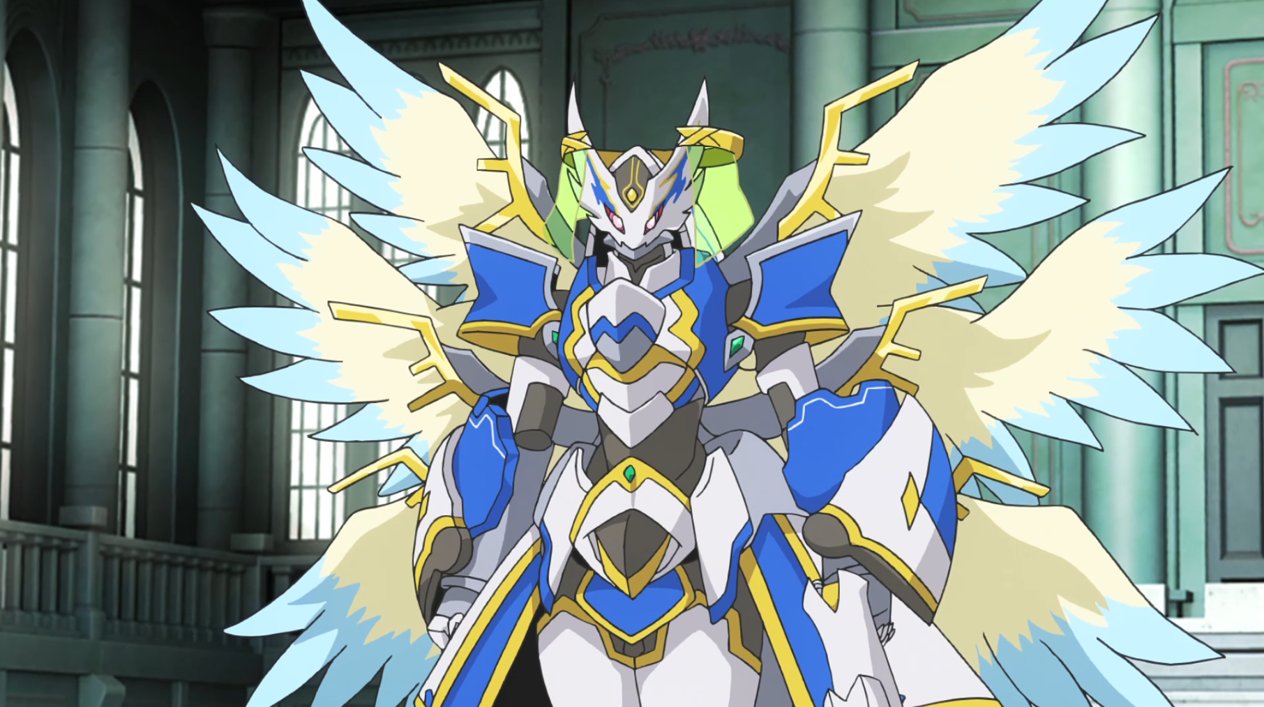 Archangel Dragon, Gavriel (character)