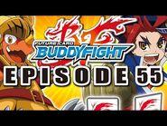 Episode 55 Future Card Buddyfight Animation