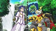 Zanya & Overturn Ninja, Tsukikage