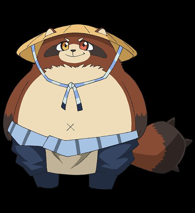 Giant Tanuki (character)