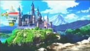 Amanosuzu Castle