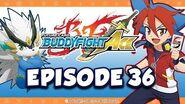Episode 36 Future Card Buddyfight Ace Animation