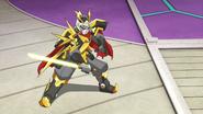 Overturn Ninja, Tsukikage (Anime-NC-4)