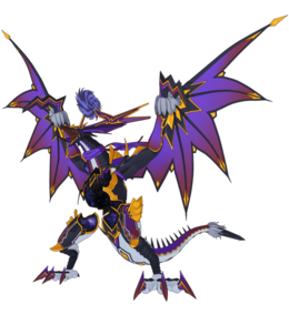 Annihilation Black Death Dragon, Abygale Full Body.png