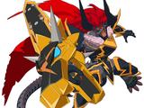 Demon Lord Dragon, Batzz (character)