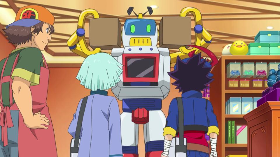 Superspace Robo Galaxy Demon