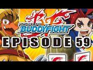 Episode 59 Future Card Buddyfight Animation