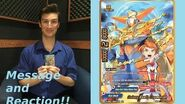 Reaction and Message from Lucas Seeger (Voice Actor of Mamoru Sekai)