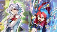 Voice Drama Kei VS Yuga! Time Has Stopped?! The Ultimate Showdown!