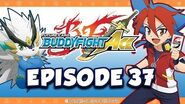 Episode 37 Future Card Buddyfight Ace Animation