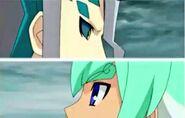Kanata and Wisdom face-off