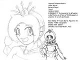 Aquatic Princess, Marie