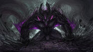 Dark Nether Dragon