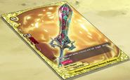 Dragon Vanquishing Sword, Balmung (Anime)