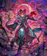 Darkfire Dragon Magician, Xion