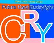 FutureCardBuddyfightCRRojectWallpaper