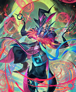 Flare Dragon Magician Xion