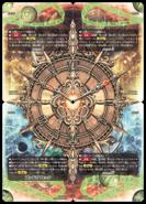 God Clock Flag