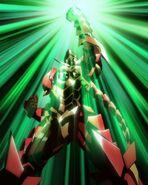 Devil's Weapon, Balance Breaker