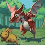 Impasto Dragon