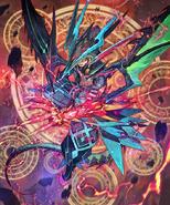 Pyroflare Dragon Magician Xion
