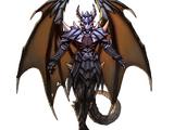 Fighting Overlord Dragon, Valfares Blood Ark