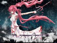 Japanaese Demonic Blade of Hell, Mahiru Hiragi