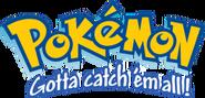 Pokémon Gotta catch 'em all! logo