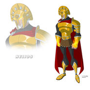 Helios Animated Design by The Lunar Gallery