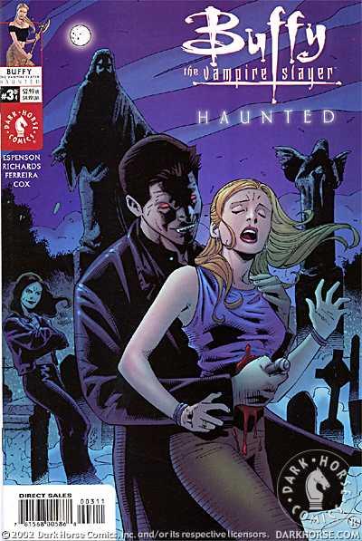 Haunted, Part Three
