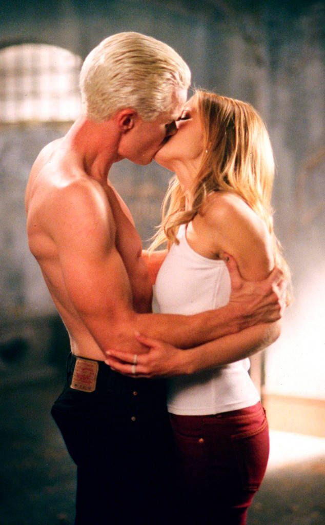 Relationship buffy spike and Buffy Love,