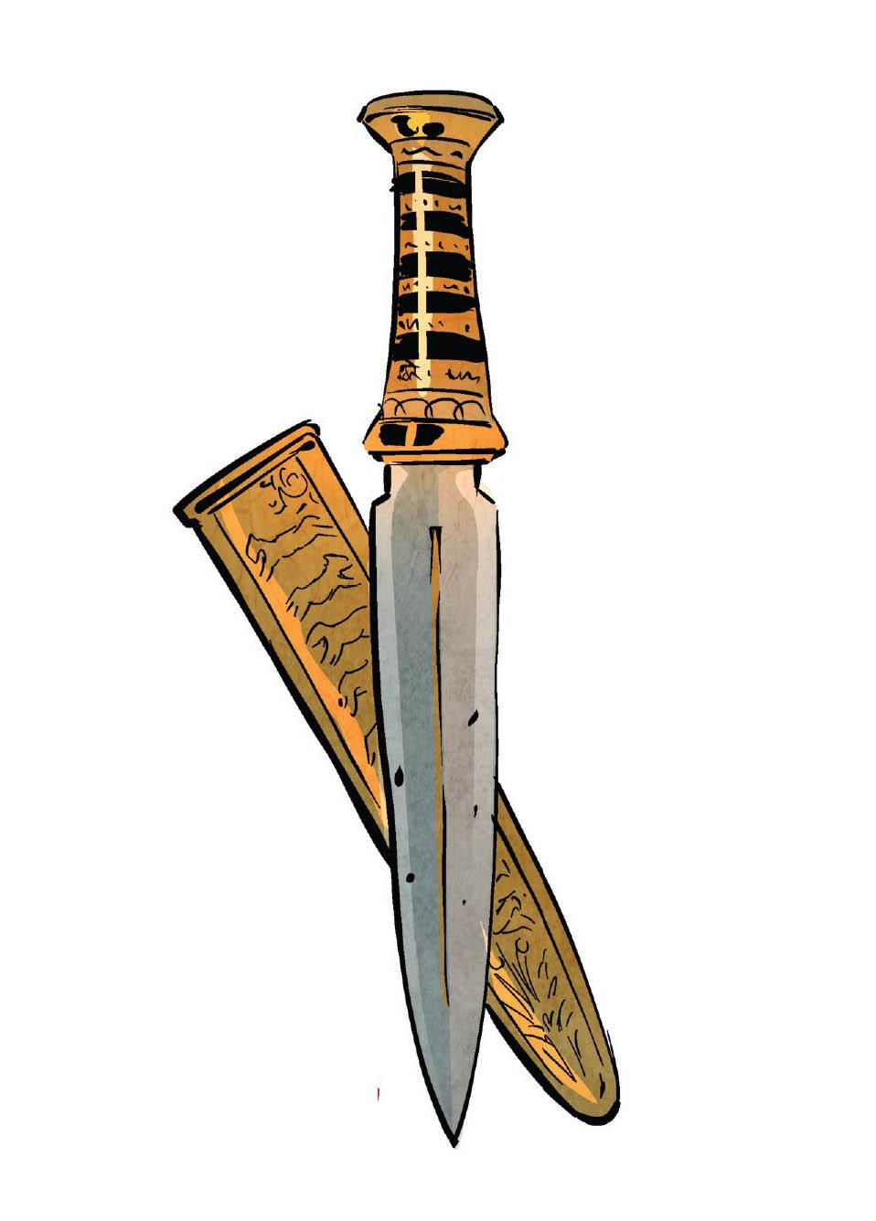 Dagger of Sekhmet