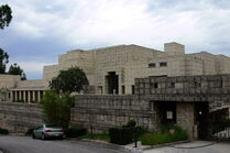 800px-Ennis House front view 2005