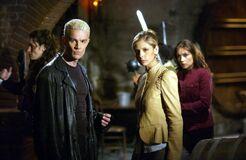 Dirty Girls Molly Spike Buffy Kennedy