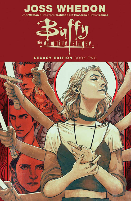 Buffy the Vampire Slayer Legacy Edition, Book 2