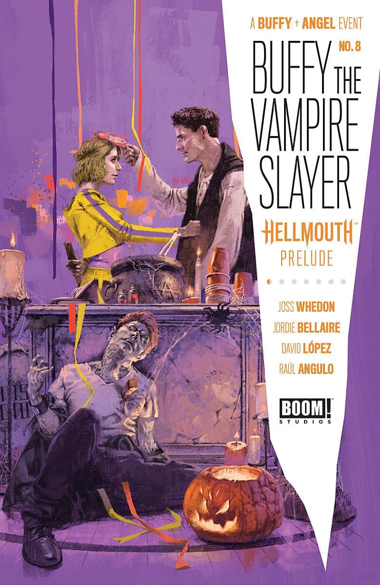 Buffy the Vampire Slayer (2019) 8