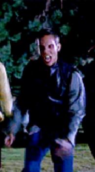 Singing vampire