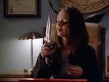Faith Lehane's knife