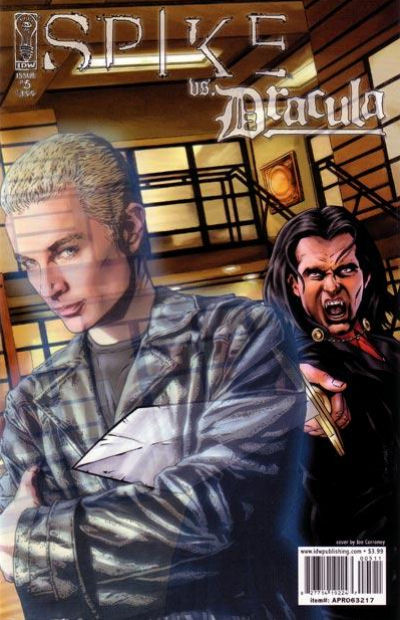 Spike vs. Dracula, Part Five