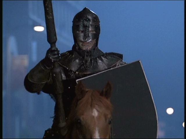 Unidentified demon knight
