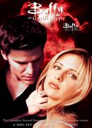 Buffy Seizoen 2 DVD Regio 1