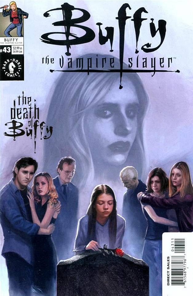 The Death of Buffy, Part One