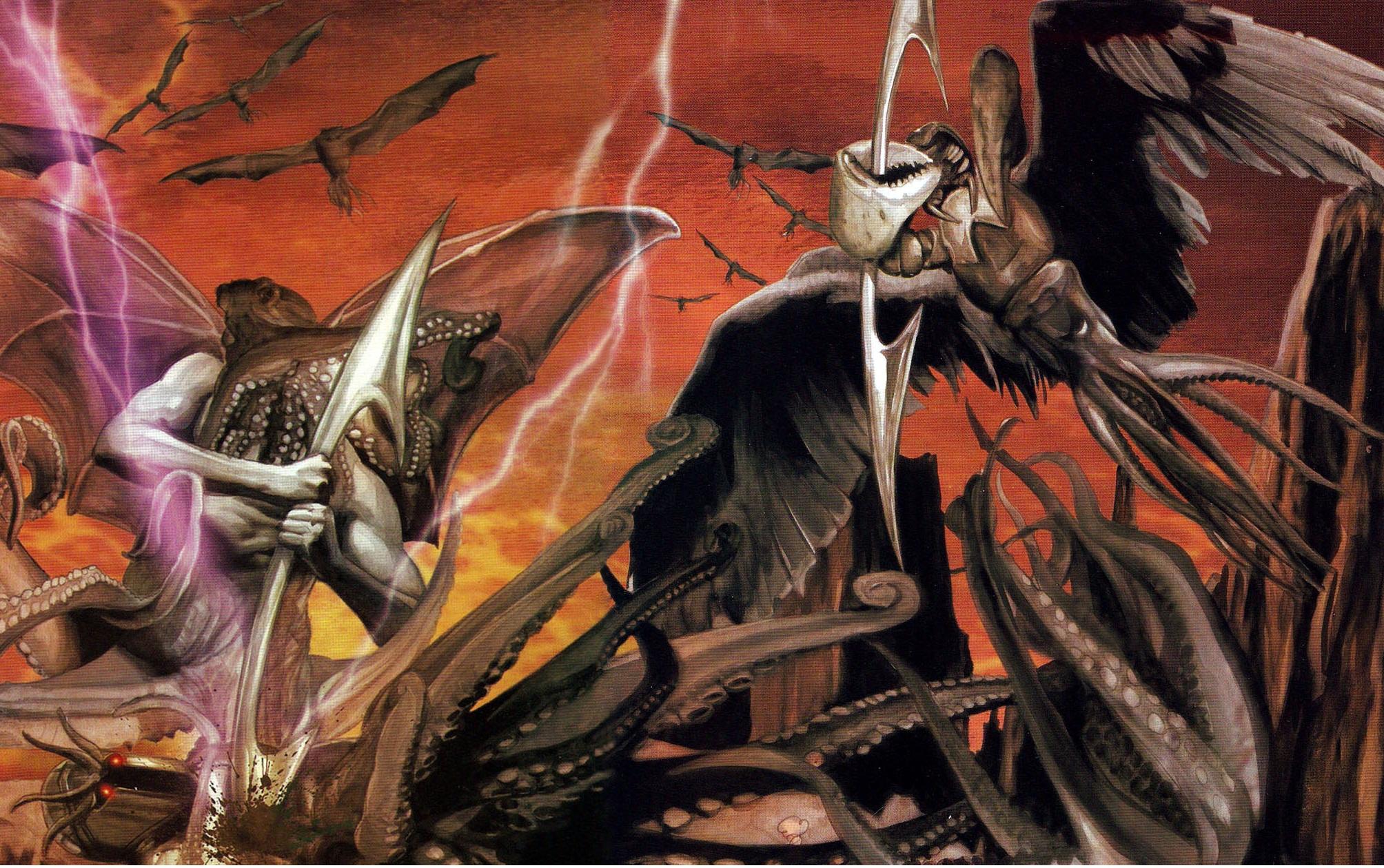 Illyria's killers