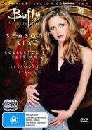 Buffy Seizoen 6 DVD Regio 4