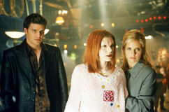 Doppelgangland Angel Willow Buffy 01