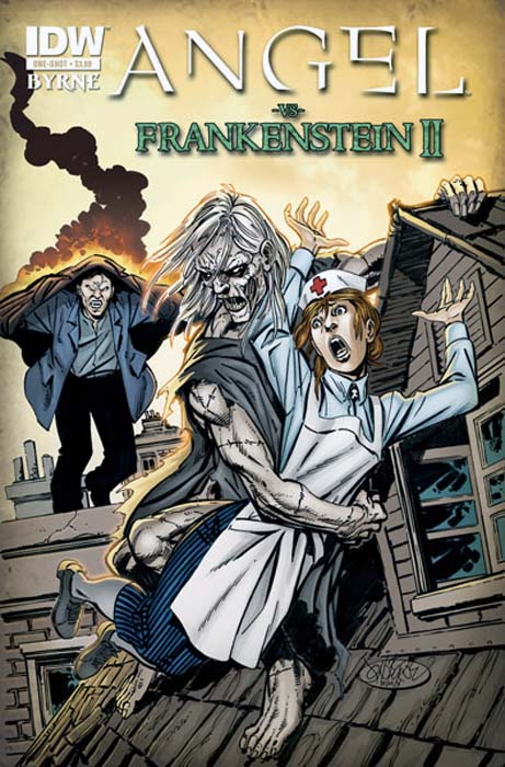 Angel vs. Frankenstein II